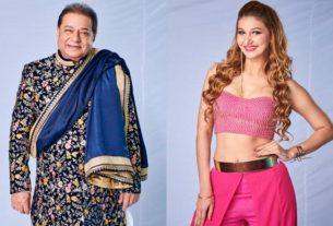Relationship of Jasleen Matharu and Anup Jalota