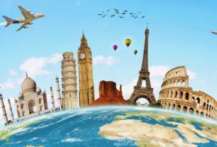Famous spots where you should travel next
