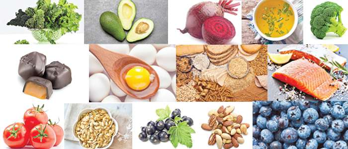 Foods That Keep Your Brain Healthy & Sharp