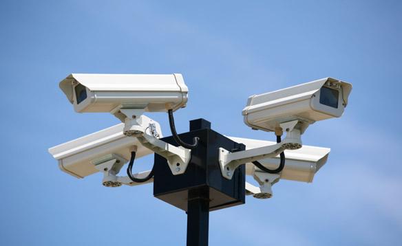 Security Cameras - future of India