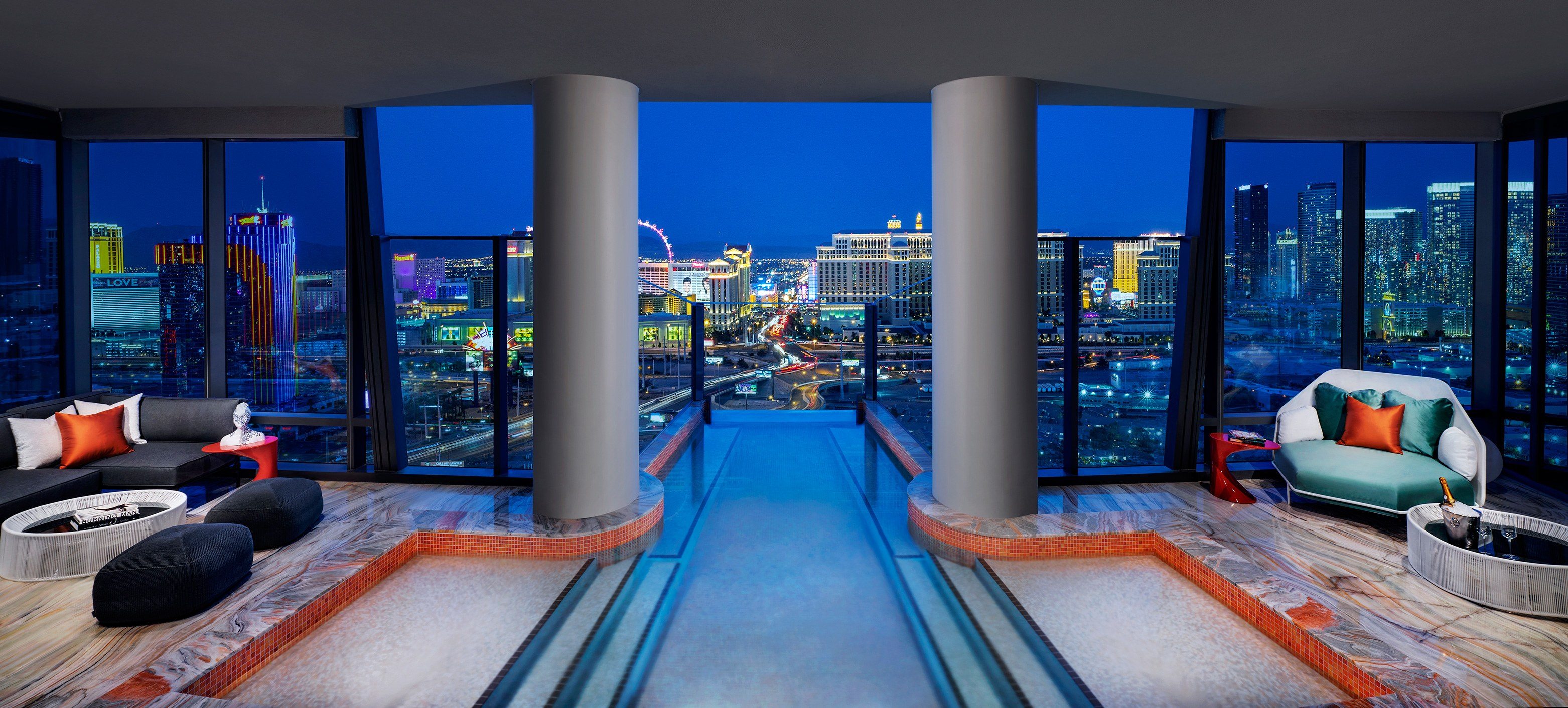 Sky Villa, Palms Casino Resort, Las Vegas