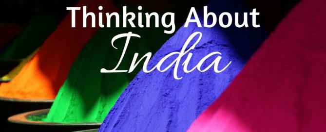 Thinking - future of India