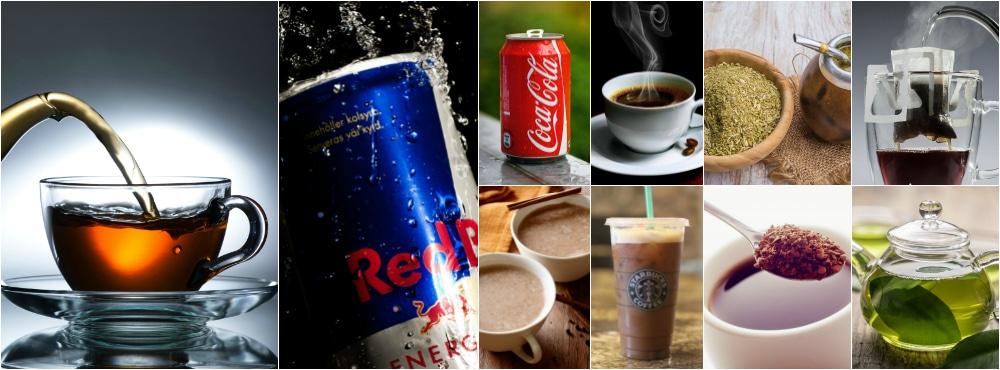 Caffeine Content-in Drinks