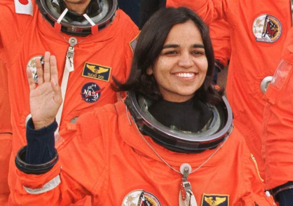 Kalpana Chawla - Indian Woman
