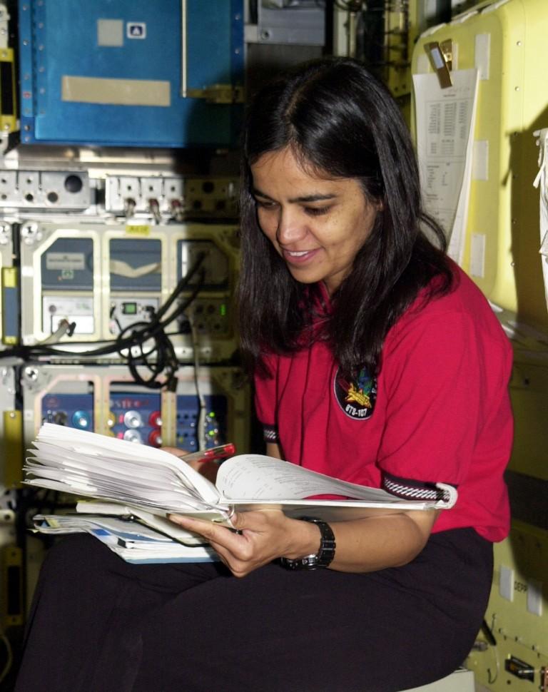 Kalpana Chawla - NASA Astronaut Corps