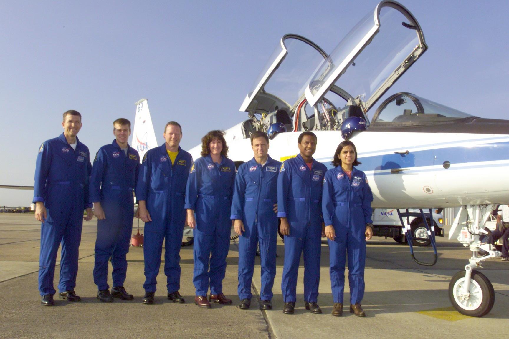 Kalpana Chawla - NASA Space Flight Medal