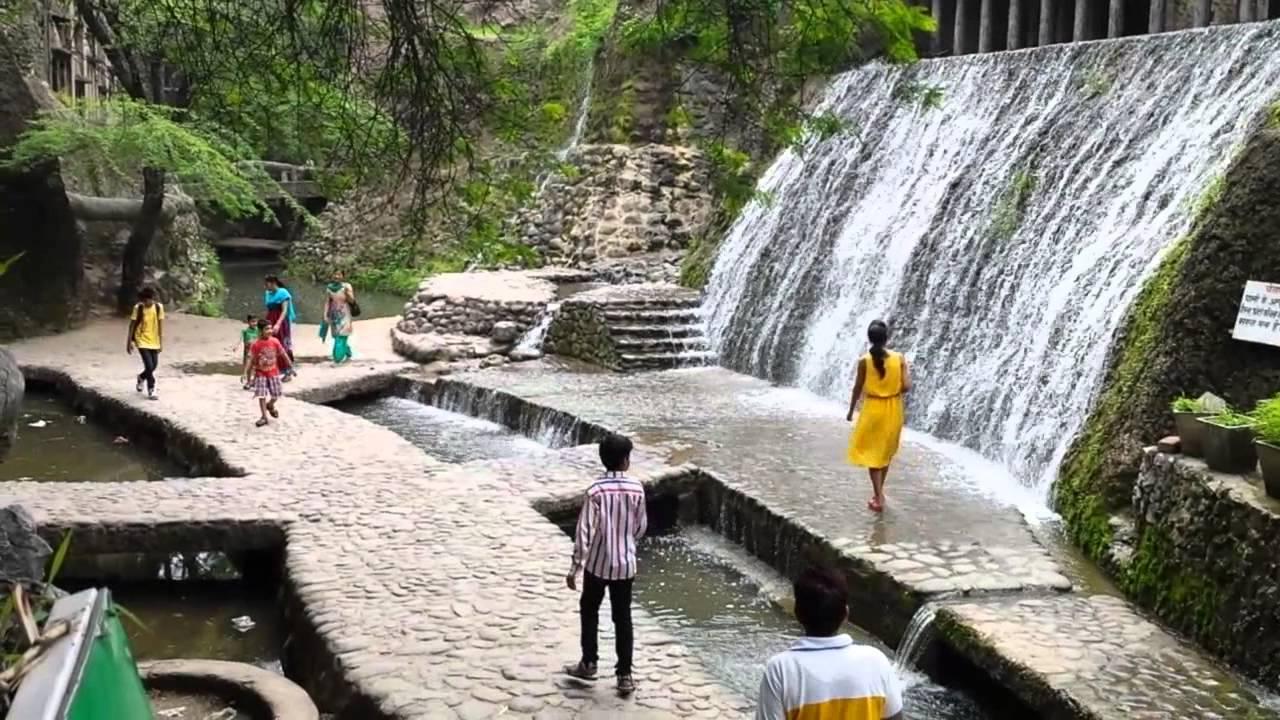 Rock garden - the city beautiful Chandigarh