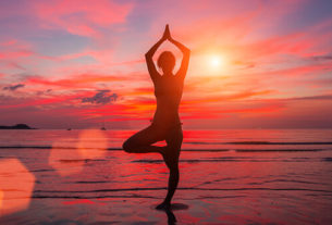 Yoga Postures to Help You Connect Your Body and Mind